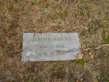 ABBOTT, JEREMY - Barnstable County, Massachusetts | JEREMY ABBOTT - Massachusetts Gravestone Photos