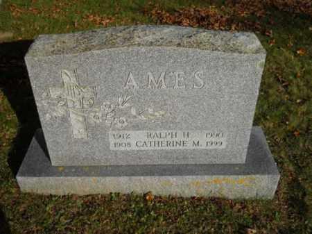 AMES, RALPH H - Barnstable County, Massachusetts | RALPH H AMES - Massachusetts Gravestone Photos