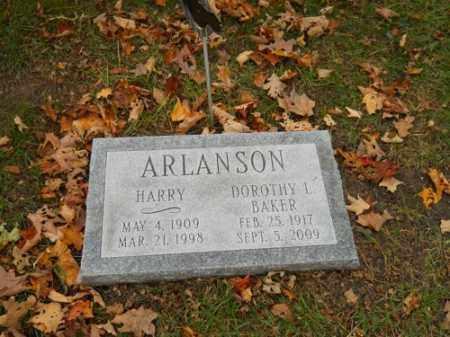 ARLANSON, DOROTHY L BAKER - Barnstable County, Massachusetts | DOROTHY L BAKER ARLANSON - Massachusetts Gravestone Photos