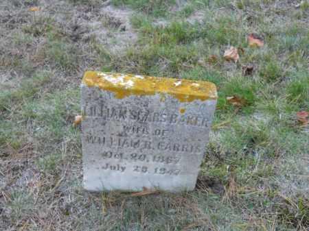 BAKER, LILLIAN SEARS - Barnstable County, Massachusetts   LILLIAN SEARS BAKER - Massachusetts Gravestone Photos