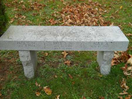 BAUDANZA, PAUL S SR - Barnstable County, Massachusetts | PAUL S SR BAUDANZA - Massachusetts Gravestone Photos
