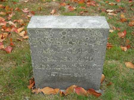 BENNETT, ALICE - Barnstable County, Massachusetts | ALICE BENNETT - Massachusetts Gravestone Photos