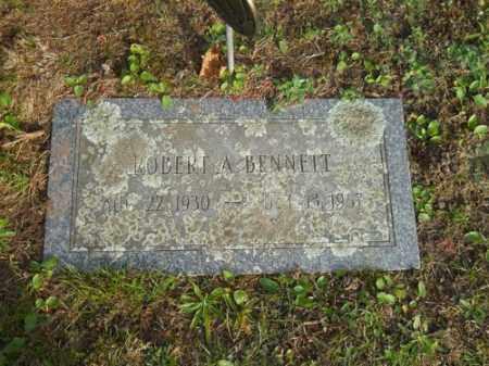 BENNETT, ROBERT A - Barnstable County, Massachusetts | ROBERT A BENNETT - Massachusetts Gravestone Photos