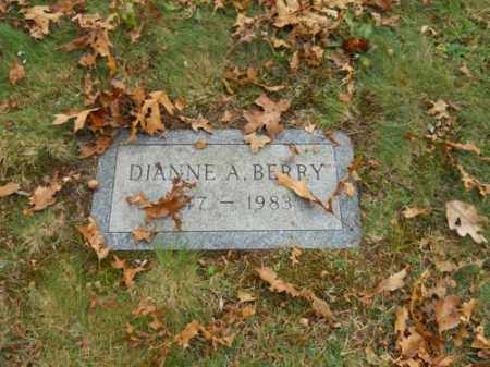 BERRY, DIANNE A - Barnstable County, Massachusetts | DIANNE A BERRY - Massachusetts Gravestone Photos