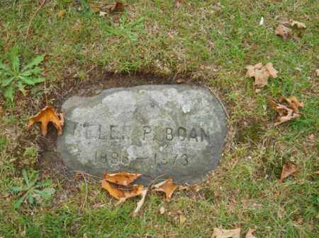 BOAN, HELEN P - Barnstable County, Massachusetts | HELEN P BOAN - Massachusetts Gravestone Photos
