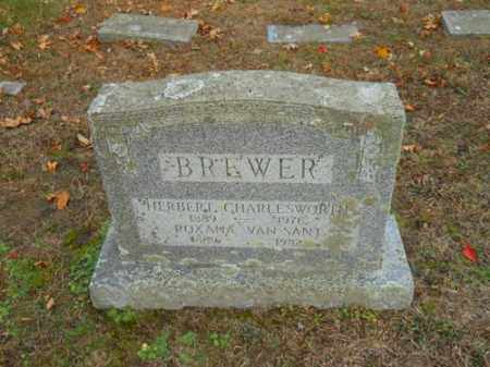 BREWER, ROXANA - Barnstable County, Massachusetts | ROXANA BREWER - Massachusetts Gravestone Photos