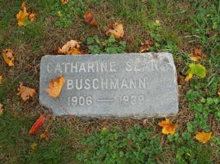 BUSCHMANN, CATHARINE HOMER - Barnstable County, Massachusetts | CATHARINE HOMER BUSCHMANN - Massachusetts Gravestone Photos