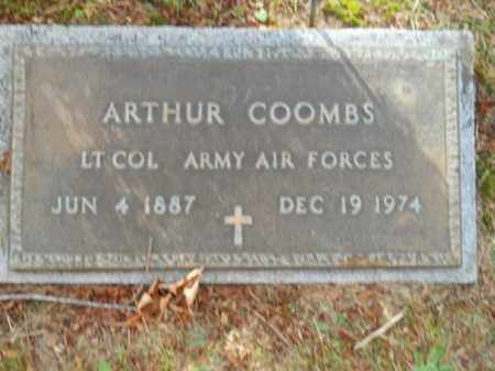 COOMBS (WWII), ARTHUR - Barnstable County, Massachusetts | ARTHUR COOMBS (WWII) - Massachusetts Gravestone Photos