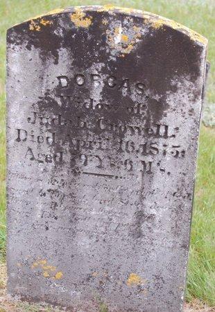 CROWELL, DORCAS - Barnstable County, Massachusetts | DORCAS CROWELL - Massachusetts Gravestone Photos