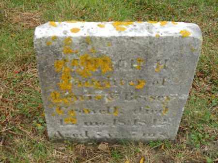 CROWELL, HANNAH H - Barnstable County, Massachusetts   HANNAH H CROWELL - Massachusetts Gravestone Photos
