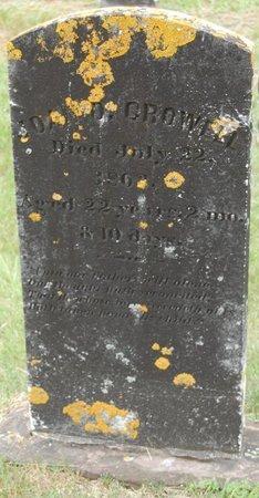 CROWELL, JOAN O - Barnstable County, Massachusetts | JOAN O CROWELL - Massachusetts Gravestone Photos