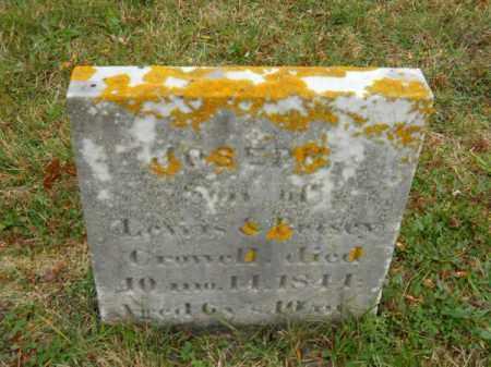 CROWELL, JOSEPH - Barnstable County, Massachusetts | JOSEPH CROWELL - Massachusetts Gravestone Photos