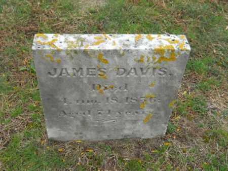 DAVIS, JAMES - Barnstable County, Massachusetts | JAMES DAVIS - Massachusetts Gravestone Photos