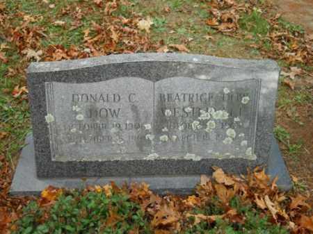 DOW, BEATRICE - Barnstable County, Massachusetts | BEATRICE DOW - Massachusetts Gravestone Photos