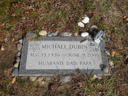 DUBIN, MICHAEL - Barnstable County, Massachusetts | MICHAEL DUBIN - Massachusetts Gravestone Photos