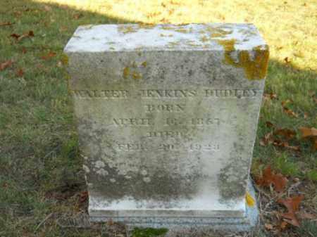 DUDLEY, WALTER JENKINS - Barnstable County, Massachusetts | WALTER JENKINS DUDLEY - Massachusetts Gravestone Photos