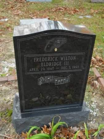 ELDRIDGE, FREDERICK WILTON III - Barnstable County, Massachusetts | FREDERICK WILTON III ELDRIDGE - Massachusetts Gravestone Photos