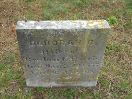 FARRIS, DEBORAH C - Barnstable County, Massachusetts | DEBORAH C FARRIS - Massachusetts Gravestone Photos