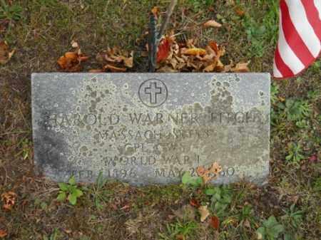 FITCH, HAROLD WARNER - Barnstable County, Massachusetts | HAROLD WARNER FITCH - Massachusetts Gravestone Photos