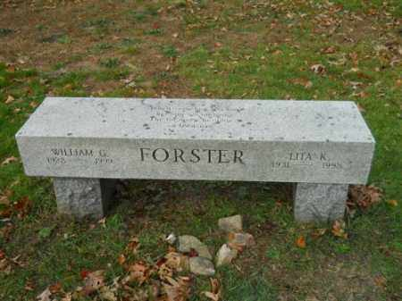 FORSTER, WILLIAM G - Barnstable County, Massachusetts | WILLIAM G FORSTER - Massachusetts Gravestone Photos