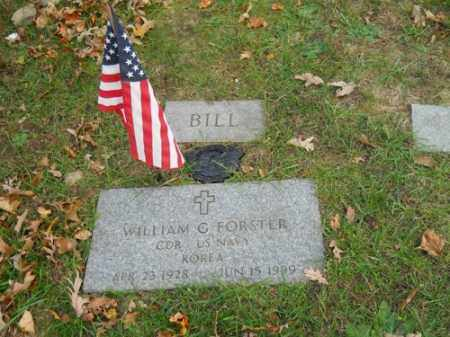 FORSTER, WILLIAM G (BILL) - Barnstable County, Massachusetts | WILLIAM G (BILL) FORSTER - Massachusetts Gravestone Photos