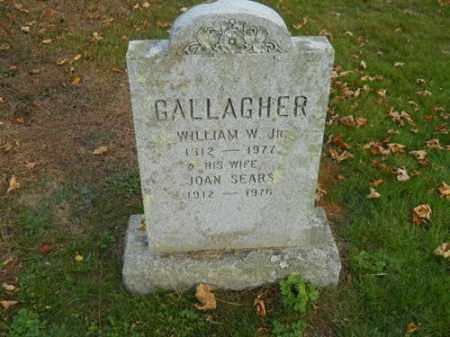 GALLAGHER, JOAN - Barnstable County, Massachusetts | JOAN GALLAGHER - Massachusetts Gravestone Photos