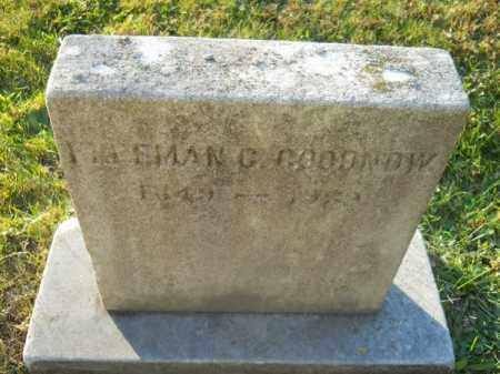 GOODNOW, FREEMAN G - Barnstable County, Massachusetts | FREEMAN G GOODNOW - Massachusetts Gravestone Photos