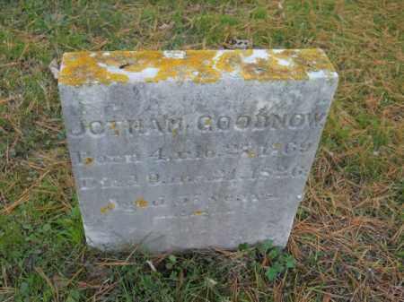 GOODNOW, JOTHAM - Barnstable County, Massachusetts | JOTHAM GOODNOW - Massachusetts Gravestone Photos