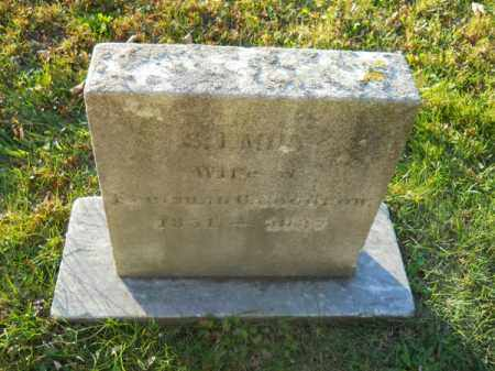 GOODNOW, S EMILY - Barnstable County, Massachusetts | S EMILY GOODNOW - Massachusetts Gravestone Photos