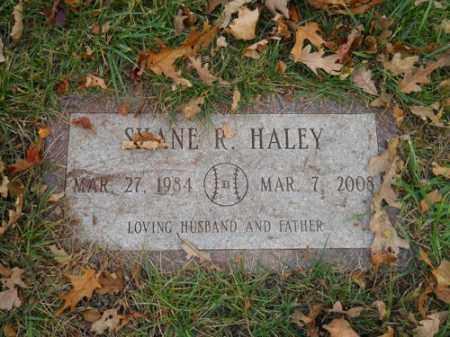 HALEY, SHANE R - Barnstable County, Massachusetts | SHANE R HALEY - Massachusetts Gravestone Photos