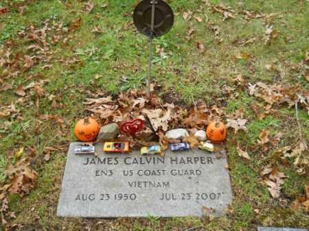 HARPER, JAMES CALVIN - Barnstable County, Massachusetts | JAMES CALVIN HARPER - Massachusetts Gravestone Photos