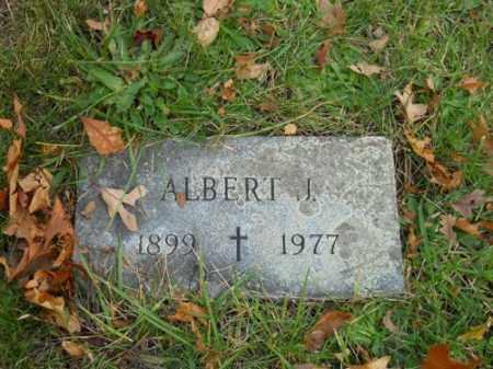 HERRICK, ALBERT J - Barnstable County, Massachusetts | ALBERT J HERRICK - Massachusetts Gravestone Photos