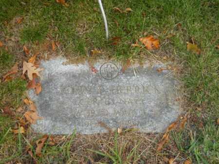 HERRICK, JOHN F - Barnstable County, Massachusetts | JOHN F HERRICK - Massachusetts Gravestone Photos