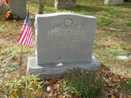HODSDON, WILLIAM HENRY - Barnstable County, Massachusetts | WILLIAM HENRY HODSDON - Massachusetts Gravestone Photos