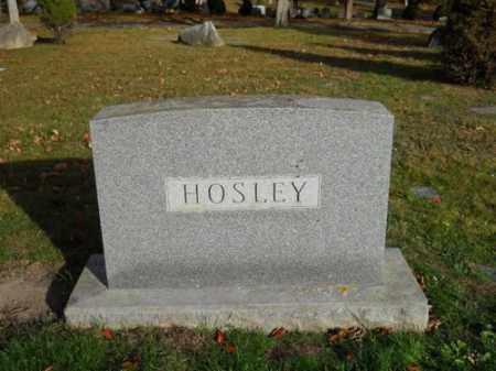 HOSLEY, FAMILY - Barnstable County, Massachusetts   FAMILY HOSLEY - Massachusetts Gravestone Photos