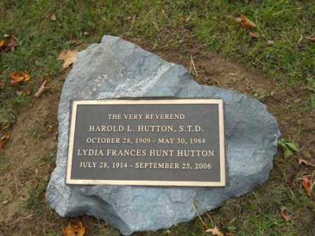 HUNT, LYDIA FRANCES - Barnstable County, Massachusetts | LYDIA FRANCES HUNT - Massachusetts Gravestone Photos