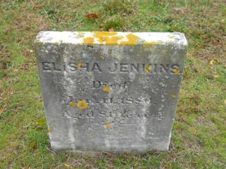 JENKINS, ELISHA - Barnstable County, Massachusetts | ELISHA JENKINS - Massachusetts Gravestone Photos