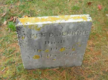 JENKINS, JAMES D - Barnstable County, Massachusetts | JAMES D JENKINS - Massachusetts Gravestone Photos