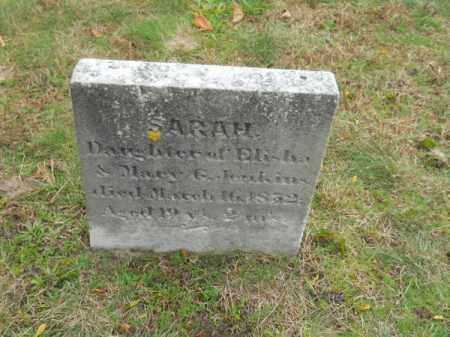 JENKINS, SARAH - Barnstable County, Massachusetts | SARAH JENKINS - Massachusetts Gravestone Photos