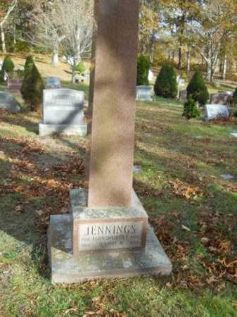 JENNINGS, FARNSWORTH L - Barnstable County, Massachusetts | FARNSWORTH L JENNINGS - Massachusetts Gravestone Photos