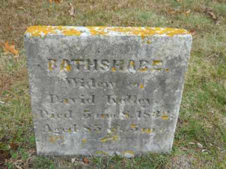 KELLEY, BATHSHABE - Barnstable County, Massachusetts | BATHSHABE KELLEY - Massachusetts Gravestone Photos