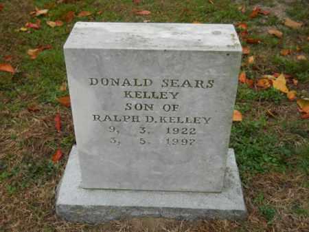 KELLEY, DONALD SEARS - Barnstable County, Massachusetts   DONALD SEARS KELLEY - Massachusetts Gravestone Photos