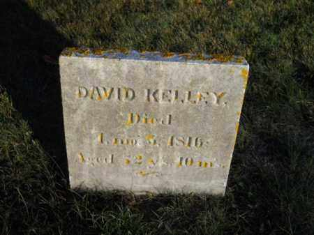 KELLEY, DAVID - Barnstable County, Massachusetts | DAVID KELLEY - Massachusetts Gravestone Photos