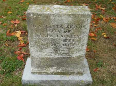 KELLEY, HENRIETTA - Barnstable County, Massachusetts | HENRIETTA KELLEY - Massachusetts Gravestone Photos