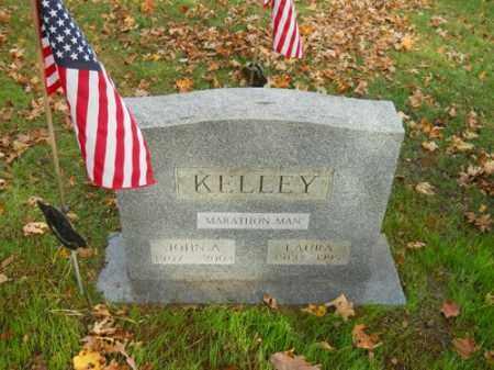 KELLEY, JOHN ADELBERT - Barnstable County, Massachusetts | JOHN ADELBERT KELLEY - Massachusetts Gravestone Photos