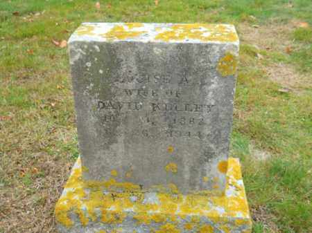 KELLEY, LOUISE A - Barnstable County, Massachusetts | LOUISE A KELLEY - Massachusetts Gravestone Photos