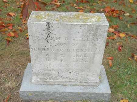 KELLEY, RALPH D - Barnstable County, Massachusetts | RALPH D KELLEY - Massachusetts Gravestone Photos