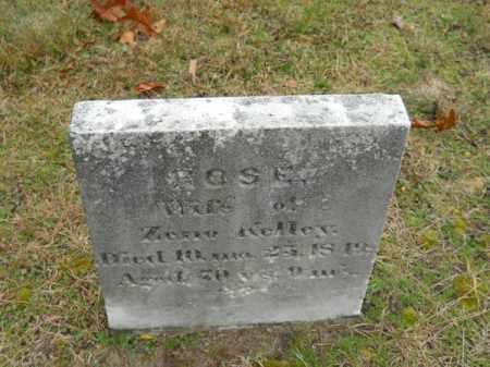 KELLEY, ROSE - Barnstable County, Massachusetts | ROSE KELLEY - Massachusetts Gravestone Photos