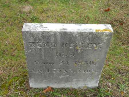 KELLEY, ZENO - Barnstable County, Massachusetts | ZENO KELLEY - Massachusetts Gravestone Photos