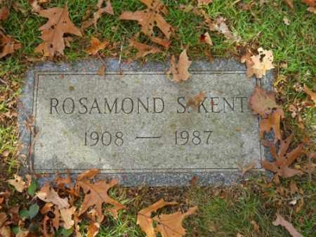 KENT, ROSAMOND S - Barnstable County, Massachusetts | ROSAMOND S KENT - Massachusetts Gravestone Photos
